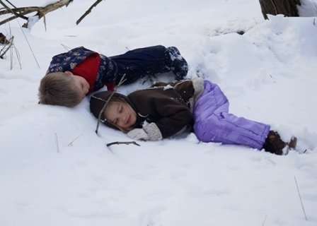 Kids snow 2 Molly Steinwald