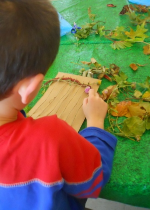 Phipps Science Education_Nature Weaving (4)