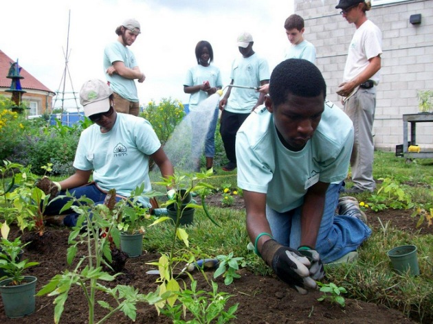 phipps high school outreach underserved science education