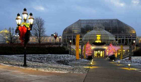 Phipps Winter Lights - Paul g Weigman